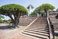 Φρούριο Anping, ένα παλαιό ολλανδικό φρούριο Ποε στο Ταϊνάν, Ταϊβάν Στοκ φωτογραφία με δικαίωμα ελεύθερης χρήσης
