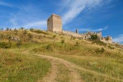 Φρούριο Coltesti Στοκ εικόνα με δικαίωμα ελεύθερης χρήσης