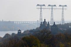 Φρούριο Cossack Στοκ εικόνες με δικαίωμα ελεύθερης χρήσης