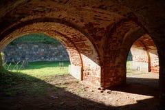 Φρούριο Dinaburg στοκ φωτογραφία με δικαίωμα ελεύθερης χρήσης