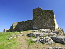 Φρούριο Enisala Στοκ Φωτογραφίες