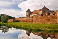 φρούριο fagaras Στοκ Εικόνες
