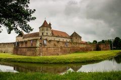 Φρούριο Fagaras, Brasov, Ρουμανία στοκ εικόνα με δικαίωμα ελεύθερης χρήσης