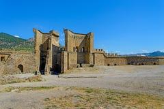 φρούριο fortifiaction προξένων κάστρων genoese Στοκ Εικόνες