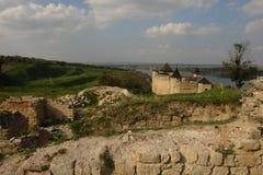 φρούριο hotyn Στοκ φωτογραφία με δικαίωμα ελεύθερης χρήσης