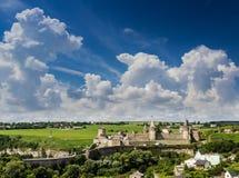Φρούριο kamenetz-Podolsk Στοκ Εικόνα