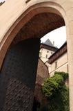 φρούριο karlstein στοκ φωτογραφίες με δικαίωμα ελεύθερης χρήσης