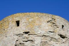 φρούριο koporie παλαιό Στοκ Εικόνες