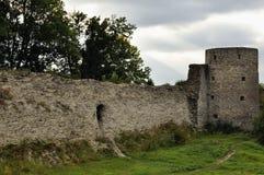 Φρούριο Koporie - παλαιά θέση στη Ρωσία, κοντά σε Άγιο - την Πετρούπολη Στοκ εικόνα με δικαίωμα ελεύθερης χρήσης