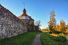Φρούριο Korela Στοκ Εικόνες