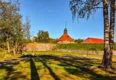 Φρούριο Korela Στοκ εικόνες με δικαίωμα ελεύθερης χρήσης