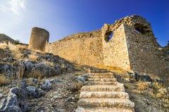 Φρούριο Larissa στοκ εικόνες