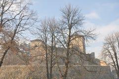 Φρούριο Momcilov grad, Pirot, Σερβία Στοκ εικόνα με δικαίωμα ελεύθερης χρήσης
