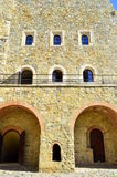 Φρούριο Neamt - Ρουμανία Στοκ εικόνα με δικαίωμα ελεύθερης χρήσης