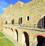 Φρούριο Neamt - Ρουμανία Στοκ φωτογραφία με δικαίωμα ελεύθερης χρήσης