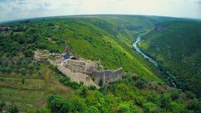 Φρούριο Necven, εναέριο φιλμ μικρού μήκους