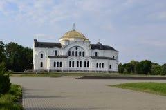 φρούριο Nicholas ST εκκλησιών το&upsilon Στοκ Εικόνες