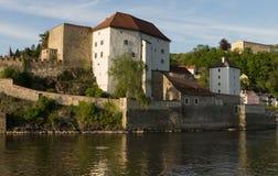 Φρούριο Oberhaus Πάσσαου στοκ φωτογραφία