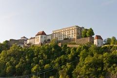 Φρούριο Oberhaus Πάσσαου στοκ εικόνα