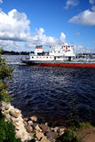 φρούριο oreshek shlisselburg Στοκ εικόνες με δικαίωμα ελεύθερης χρήσης
