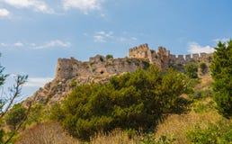 Φρούριο Paleokasro Στοκ Φωτογραφίες