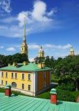 φρούριο Paul Peter Πετρούπολη ST Στοκ εικόνες με δικαίωμα ελεύθερης χρήσης