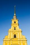 φρούριο Paul Peter Πετρούπολη ST Στοκ Εικόνες