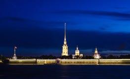 φρούριο Paul Peter Στοκ φωτογραφίες με δικαίωμα ελεύθερης χρήσης