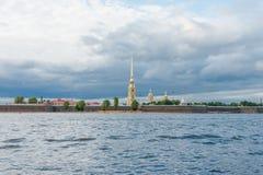φρούριο Paul Peter Στοκ Εικόνες