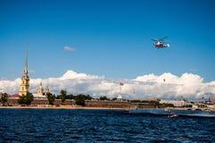 Φρούριο Peter-Pavel Στοκ φωτογραφία με δικαίωμα ελεύθερης χρήσης