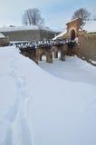 Φρούριο Peterwaradein Στοκ εικόνες με δικαίωμα ελεύθερης χρήσης