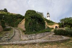 Φρούριο Petrovaradin στο Νόβι Σαντ Στοκ εικόνες με δικαίωμα ελεύθερης χρήσης