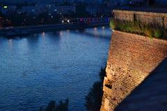 Φρούριο Petrovaradin Στοκ Φωτογραφίες