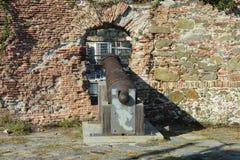 Φρούριο Priamar της πόλης Savona Ιταλία Στοκ Εικόνες