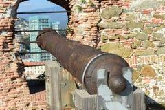 Φρούριο Priamar της πόλης Savona Ιταλία Στοκ Φωτογραφίες