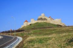 Φρούριο Rupea στοκ φωτογραφία