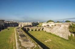 Φρούριο SAN Carlos de Λα Cabaña Αβάνα στοκ φωτογραφίες