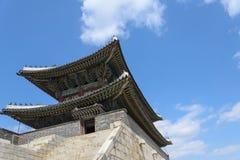 Φρούριο Suwon Στοκ Εικόνες