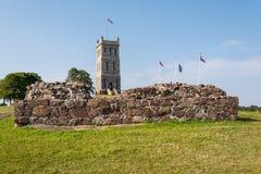 Φρούριο Tonsberg - Νορβηγία στοκ φωτογραφία