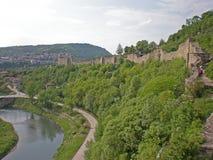 φρούριο tsarevets στοκ εικόνες με δικαίωμα ελεύθερης χρήσης