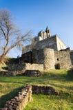Φρούριο Tzarevetz, Βελίκο Τύρνοβο, Βουλγαρία Στοκ εικόνα με δικαίωμα ελεύθερης χρήσης