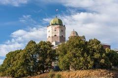 Φρούριο Vyborg Στοκ φωτογραφία με δικαίωμα ελεύθερης χρήσης