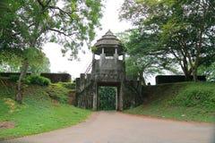 Φρούριο Wong Noen Στοκ εικόνες με δικαίωμα ελεύθερης χρήσης