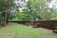 Φρούριο Wong Noen Στοκ Φωτογραφία