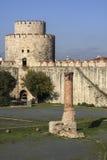 Φρούριο Yedikule Στοκ φωτογραφίες με δικαίωμα ελεύθερης χρήσης