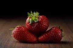 Φρούτα έννοιας στο μαύρο υπόβαθρο IV Στοκ εικόνες με δικαίωμα ελεύθερης χρήσης