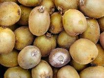 Φρούτα ακτινίδιων, ελληνική αγορά οδών Στοκ Φωτογραφίες