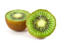 Φρούτα ακτινίδιων που απομονώνονται Στοκ Φωτογραφίες