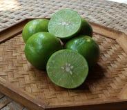 Φρούτα ασβέστη. Στοκ εικόνες με δικαίωμα ελεύθερης χρήσης