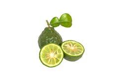 Φρούτα ασβέστη Kaffir Στοκ Εικόνα